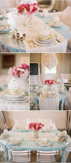 Entertaining: A Marie Antoinette Inspired Party | The Glamorous Housewife