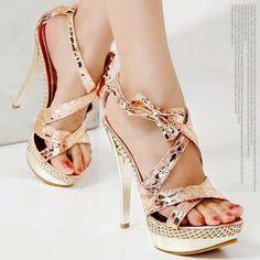 Fantásticas sandalias de mujer | Moda 2014