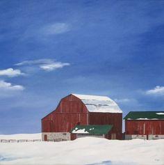 Winter Scenes Felicia Norris Bartlett