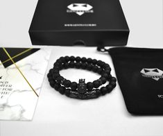 SET CADOU 2 BRATARI LUXURY CHARM LEU Charmed, Luxury, Bracelets, Jewelry, Jewlery, Bijoux, Schmuck, Jewerly, Bracelet