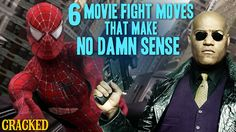 6 Movie Fight Moves That Make No Damn Sense