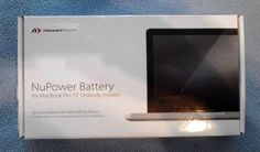 Empty Box Apple MacBook Pro Battery BOX ONLY Battery NOT included #Apple