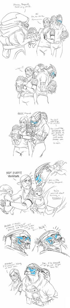 swimmingtrunks: Tuchanka The Kroganing: The Shakarian sequel nobody asked for, but I kinda alluded to in the tags!^//////// mass effect Mass Effect Ships, Mass Effect Funny, Mass Effect Garrus, Mass Effect Art, Mass Effect Universe, Commander Shepard, Normandy, Dragon Age, Lord