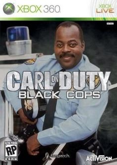 Watch out, Urkel. Carl Winslow doesn't mess around when it comes to Family Matters.