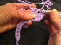 Extra Elongated Double crochet stitch or Double Elmore Stitch •✿• Teresa Restegui http://www.pinterest.com/teretegui/ •✿•
