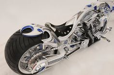 One Place to Rides: Custom Harley Davidson Motorcycles