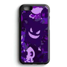 Purple Pokemon Haunter iPhone 7 Case