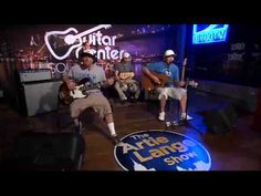 """The Artie Lange Show - Slightly Stoopid performs """"Somebody"""""""