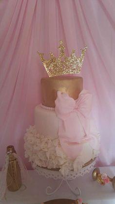 Wonderful Princess Baby Shower Party Ideas