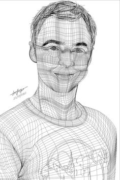Breaking Bad Gradient mesh Illustrator tutorials