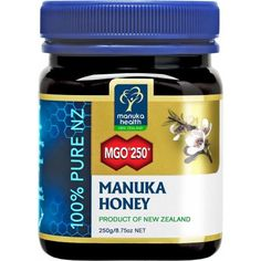 günstig BIO Manuka Honig 250MGO+500g original New Zealand kaufen billig online bestellen Naturprotukte