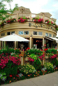the colorful cafe   Jack Yu   Flickr