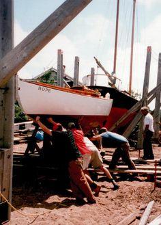 shipyard - boat - yacht - hey guys - don't let go