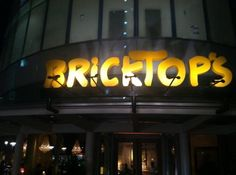 """BrickTop's, Atlanta. Location and ambiance are superb. Pecan waffle good, French toast serves 2 or 3, chicken is bland, shrimp & grits are good but not enough shrimp. Specialty dish is """"Eggs BrickTop's"""" - a sausage and egg baked dish & Deviled eggs served w sugar bacon."""