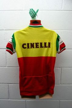 Cinelli Only  Jersey. Vladimir Krnetic · Wool cycling jersey 2a6b8c165