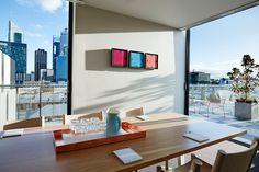 Located within the cosmopolitan and developing cultural landscape of Northbridge in Perth is the Alex Hotel; a joyous collaboration between Perth-based architec Alex Hotel, Douglas And Bec, Halcyon House, Australian Interior Design, Vogue Living, Hotel Suites, Trends, Common Area, Perth