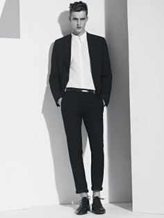 James Smith Fronts Sandro's Spring/Summer 2013