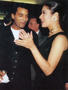 Selena & Jon Secada. Just Another Day Without You.