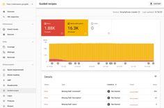 Google Search Console agrega nuevos informes de recetas guiadas Console, Search Engine Land, Seo Tutorial, Check Box, Website Ranking, New Market, Search Engine Optimization, Bar Chart, Web Development