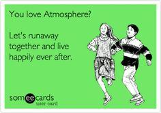 Atmosphere (: