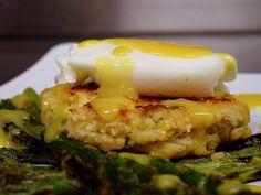 Crab Cakes Eggs Benedict recipe - Foodista.com
