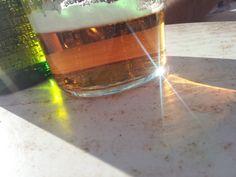 beer glint