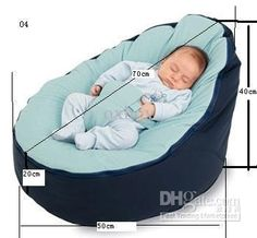 Wholesale Free shipping HOT!!!!!!! NEW ON SALE baby beanbag chair, original doomoo seat, toddler infant beds, Free shipping, $16.74/Piece | DHgate Mobile