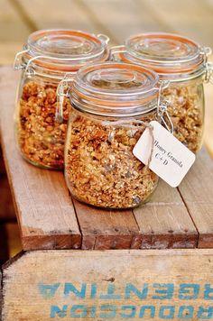 Homemade muesli - Lekker en Simpel
