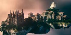 ZINBUBWA Castle #Minecraft Project