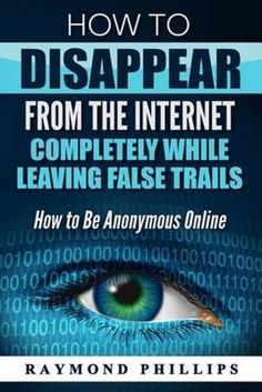 How to Disappear From The Internet Completely While Leaving False Trails How to Be Anonymous Online Why do some people want to erase themselves completely from the internet? I used to wonder about the same till I found the reason and had to do it. Life Hacks Computer, Computer Basics, Computer Help, Computer Security, Phone Hacks, Technology Hacks, Computer Technology, Computer Science, Computer Literacy