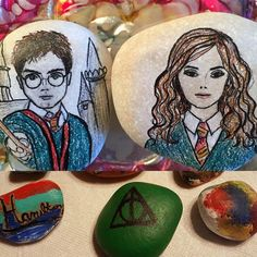 Harry Potter rocks! #hamiltonrocks