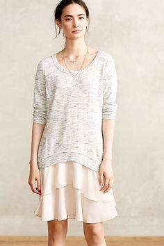 Stratum Sweatshirt Dress