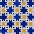 Spanish tiles.