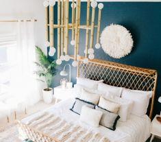... Decoration, Bedroom, Design, Furniture, Home Decor, Blue Palette, Decor, Decoration Home, Room Decor