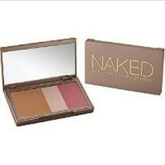 I just added this to my closet on Poshmark: Urban Decay Naked Flushed Palette 💄👝💋. Price: $30 Size: OS