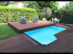 INCREDIBLE AND INGENIOUS POOL DECKS Compilation - YouTube