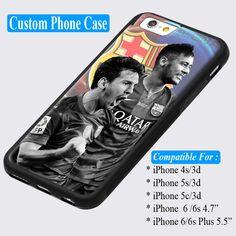 Lionel Messi & Neymar Barcelona Barca