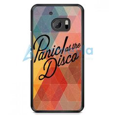 Panic At The Disco Flowers HTC One M10 Case | armeyla.com
