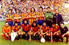 VALENCIA Campeón de Copa 1979