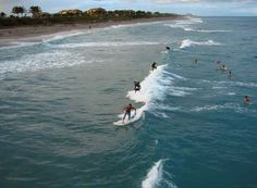 Surf a Cocoa Beach
