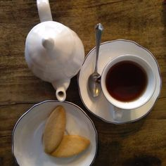 """Gluten free #teatime with rice """"ofelette"""" and ginko tea"""