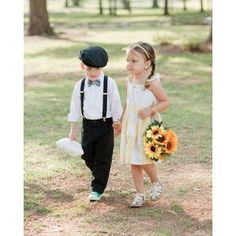 Love the flower girl's topiary (sp? Flower Girls, Flower Girl Bouquet, Flower Girl Dresses, Wedding With Kids, Our Wedding, Dream Wedding, Wedding Shoes, Wedding Ring, Rockabilly Wedding