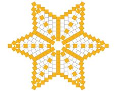bead embroidery patterns on fabric Peyote Stitch Patterns, Bead Embroidery Patterns, Beading Patterns Free, Beaded Bracelet Patterns, Loom Patterns, Mosaic Patterns, Perle And Co, Motifs Perler, Beaded Bracelets