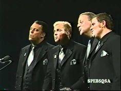 Platinum - 2000 International Quartet Final - YouTube