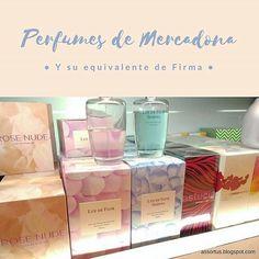 Perfumes de Mercadona Equivalencias - ASSORTUS