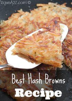 Best Hash Browns