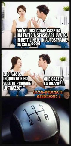 Funny Phrases, Funny Quotes, Funny Memes, Italian Memes, Dont Forget To Smile, Cheer Up, Funny Love, Funny Pins, Funny Comics