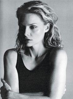 Michelle Pfeiffer by Michael Thompson
