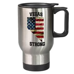 Excited to share the latest addition to my #etsy shop: Vegas Strong Personalized Custom Laser Engraved Travel Mug https://etsy.me/2Jg6RkC #white #silver #travelcoffee #stainlesssteelmug #customengraved #personalized #handcrafted https://etsy.me/2Jg6RkC