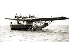 On this day in Aviation 18 July 1930 by Francois Vebr Float Plane, Experimental Aircraft, Flying Boat, Amphibians, Sailing Ships, Military Vehicles, Aviation, Scene, Boats